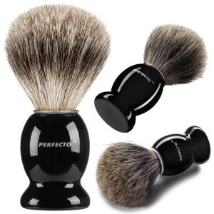 Perfecto 100% Pure Badger Shaving Brush