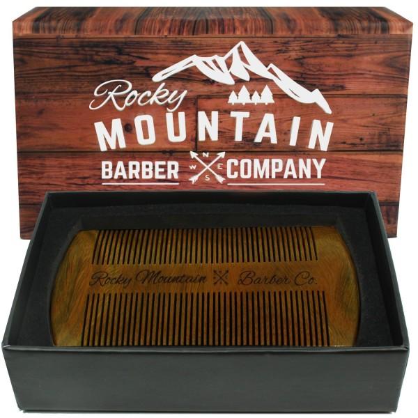 Rocky Mountain Sandalwood Beard Comb