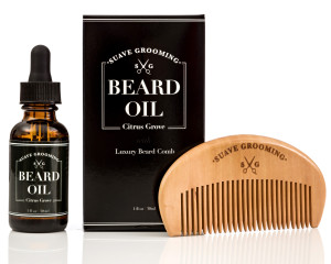 Suave Grooming Beard Oil