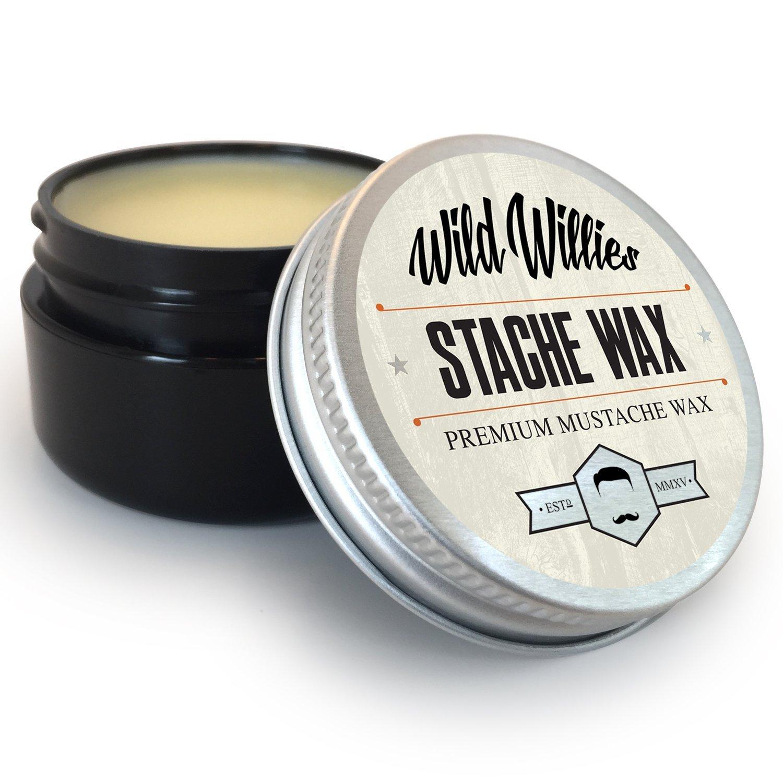 Wild Willie's Mustache Wax